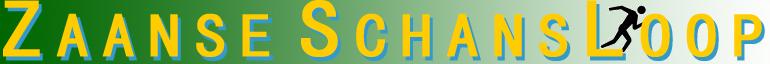 Zaanse Schansloop logo